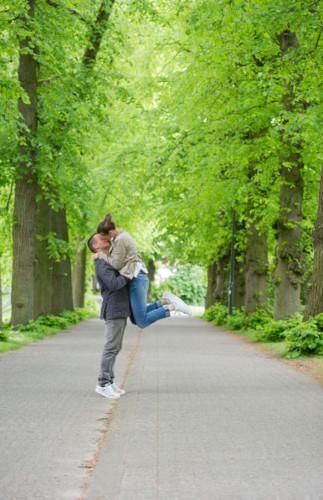 Séance couple Bruges